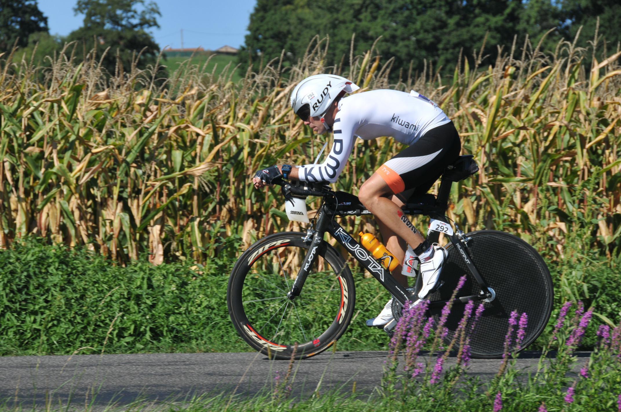 Aero, Ironman Vichy 2015